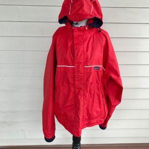 Patagonia Thermal Ski Jacket Rain Slicker Sz XL